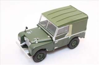 Item 143 Land Rover Series 1 Jeep Green 10