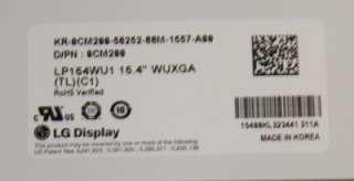 Alienware Area 51 m15x LP154WU1 15.4 WUXGA LCD   CM200