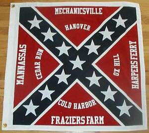 Confederate FlagCivil War Flag.28th North Carolina