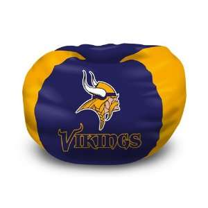 Minnesota Vikings NFL Team Bean Bag