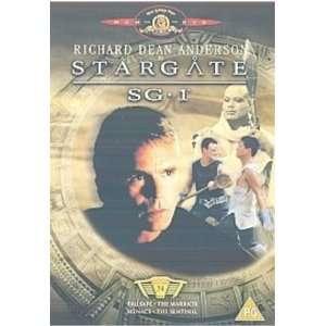 Stargate SG 1 Richard Dean Anderson, Michael Shanks