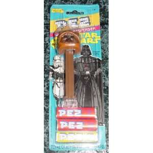 PEZ Star Wars Wicket Blister Card Toys & Games