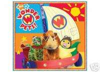WONDER PETS Fly Boat 2 T Shirt Iron On Decal Transfer |