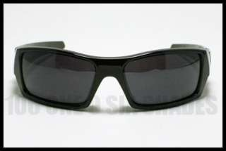 BIKER Sunglasses for Men Motorcycle Rider Style DARK BLACK Casual