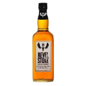 Revel Stoke Spiced Canadian Whisky 750ml Grocery & Gourmet Food