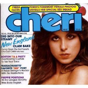 CHERI (MAY 1983 JULIA PARTON): CHERI MAGAZINE: Books