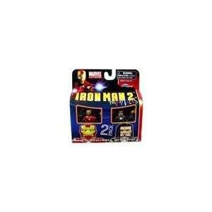Mark IV Iron Man & Whiplash Action Figure 2 Pack Toys & Games