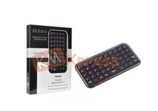 Mini Wireless Bluetooth Keyboard For PDA iPhone Phone
