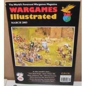 Wargames Illustrated Magazine #186 March 2003: Duncan