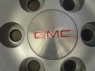 09 11 GMC Acadia OEM Wheel Tire 18x7.5 Painted 5 Spoke Opt PZ3