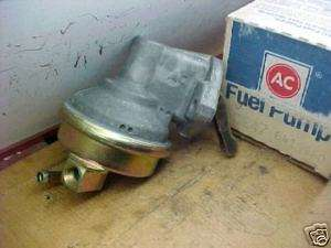 66 67 CHEVY TRUCK 366 ENGINE FUEL PUMP NEW NOS