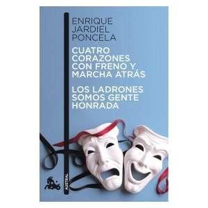 : CUATRO CORAZONES CON FRENO Y (9788467033458): ESPASA CALPE N: Books