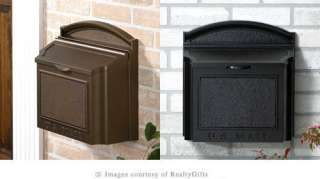 NEW WALL MOUNT MAILBOX ** WHITEHALL MAIL BOX