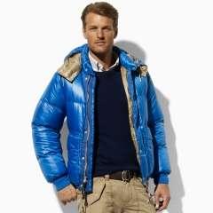 Peak Down Jacket   Polo Ralph Lauren Nylon & Down   RalphLauren