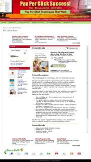 integrated clickbank ads sell products from the clickbank market place