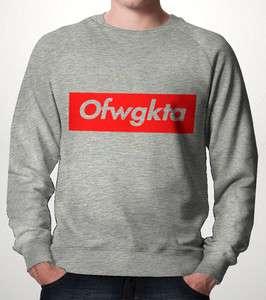 Sweater, Jumper, Sweatshirt odd future, WOLF GANG, TYLER CREATOR TOP