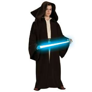 Lets Party By Rubies Costumes Star Wars Super Deluxe Jedi