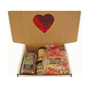 Valentine Day Popcorn Gift Sampler  Grocery & Gourmet Food