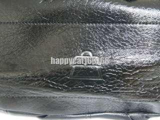 KATHY Van Zeeland Shimmer Me Top Zip Tote Bag Black