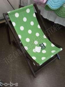 Kids Teen Sling Beach Ocean Pool Patio Outdoor Chairs Chair