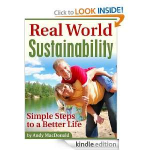 Real World Sustainability   Lower Price, Limited Time Offer! (Reduce