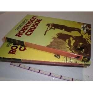 ROBINSON CRUSOE (SPANISH TEXT) TOMO I y II: DANIEL DEFOE: Books