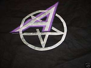 Anthrax Weve Come For You All Metal Rock T Shirt