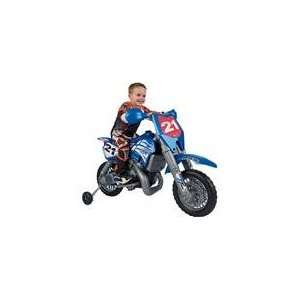Febercross SXC 6v Dirt Bike Has All The Best Features Toys & Games
