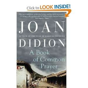 A Book of Common Prayer (9780007415007) Joan Didion Books
