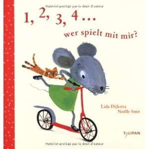wer spielt mit mir? (9783939944652) Lida Dijkstra, Noelle Smit Books