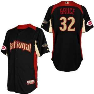 2011 All Star Cincinnati Reds #32 Jay Bruce Blue 2011 MLB
