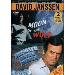 David Janssen, Barbara Rush, Bradford Dillman, Karin Dor: Movies & TV