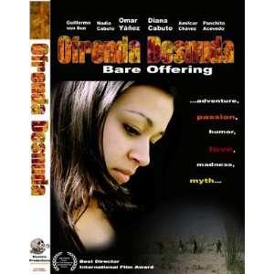 Ofrenda Desnuda (Bare Offering): Pedro Sandoval Editor