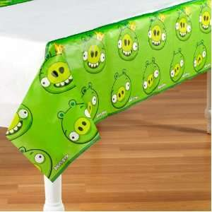 Angry Birds Paper Tablecloth   54 x 96 [Toy] Toys