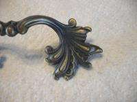 Waterfall Dresser Chest of Drawers Pulls Bureau French Provincial
