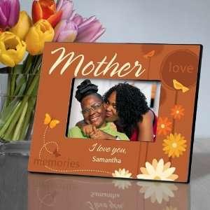 Personalized Mother Frame  Springtime Celebrations Baby