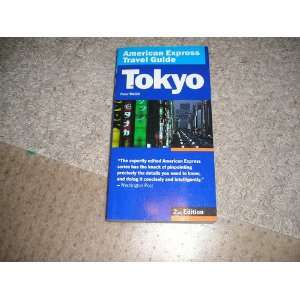 Tokyo (American Express Travel Guides) (9780671847524