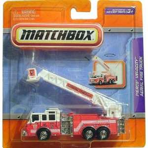 Cab) PIERCE VELOCITY AERIAL FIRE TRUCK (Wilton Truck 5) Toys & Games