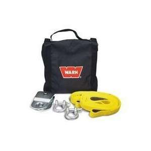 Suzuki Vinson Quadrunner Warn Winch Accessory Kit