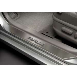 2008 Toyota RAV4 Door Sill Protector Automotive