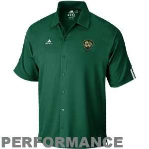 NCAA adidas Notre Dame Fighting Irish Green Big Game
