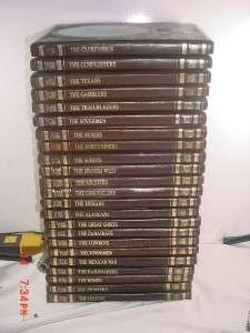 23 TIME LIFE OLD WEST BOOKS