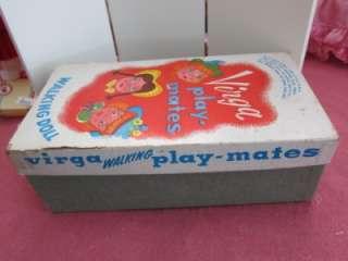 Virga Lolly Pop all original w/ Virga Box NM (Lolli Pop doll)