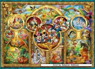 Ravensburger 500 pieces jigsaw puzzle Disney   Disney Family (141838