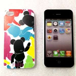 Radus iPhone Hard Case for Apple iPhone 4 (Color