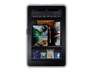 Protective Gel Soft Skin Case Cover for  Kindle Fire Tablet