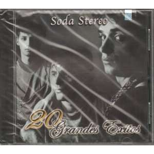 20 GRANDES EXITOS SODA STEREO SODA STEREO Music
