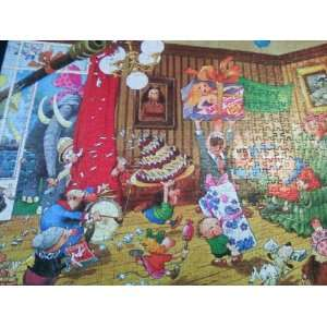 Loup Happy Birthday 1000 Piece Puzzle Toys & Games