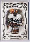 Dub Jones 2010 PANINI THREADS GRIDIRON KINGS INSERT SP CARD #45