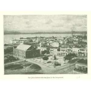 1916 Porto Rico San Juan Rio Piedras Cayey Comerio